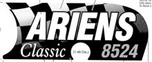 Ariens Sno-thro Decal, Front Panel - 8524