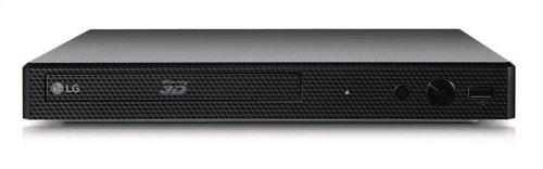 3D-Capable Blu-ray Disc Player with Streaming Services and Built-in Wi-Fi®