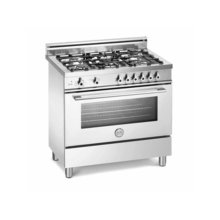 White 36 Five-Burner Gas Range