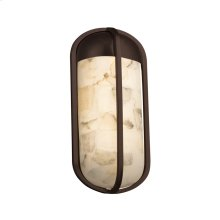 Starboard Small ADA Outdoor LED Wall Sconce