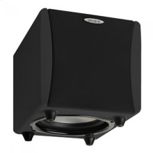 Impact-Mini 6.5 Inch Subwoofer - Black (Certified Refurbished)