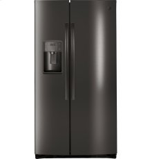GE Profile 25.4 Cu. Ft. Side-by-Side Refrigerator with Dispenser