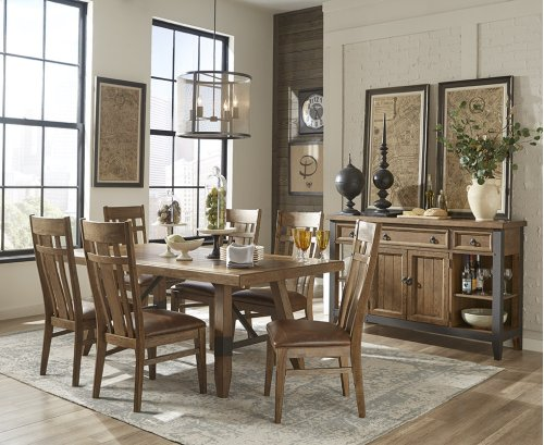 Dining - River Trestle Table