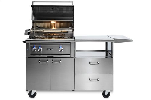"""30"""" All Trident Grill on Mobile Kitchen, NG"""