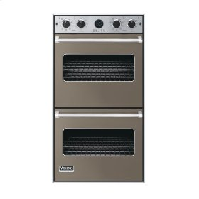 "Stone Gray 27"" Double Electric Premiere Oven - VEDO (27"" Double Electric Premiere Oven)"