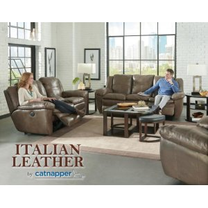 Power Lay Flat Recliner