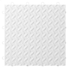 "Gladiator® 12"" x 12"" Tile Flooring (24-Pack) - White"