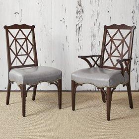 18th Century Side Chair - Walnut