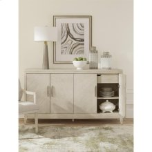 Lilly - Sideboard - Champagne Finish