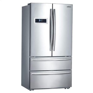 Thor KitchenFrench Door Refrigerator In Stainless Steel