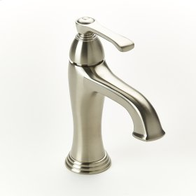 Single-lever Lavatory Faucet Summit (series 11) Satin Nickel