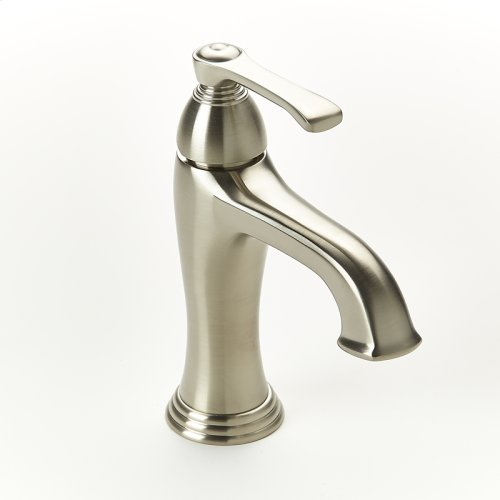 Single Lever Lavatory Faucet Berea Series 11 Satin Nickel