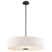 3 Light Semi Flush/Pendant - 42122OZ