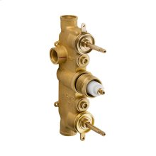 2000 Thermostatic Rough (2 Outlets)