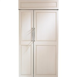 "MonogramMONOGRAMMonogram 42"" Built-In Side-by-Side Refrigerator"