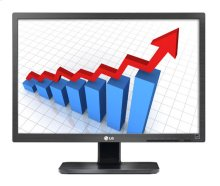 """22"""" class (22.0"""" measured diagonally) LED Back-lit Commercial Monitor (TAA Complaint)"""