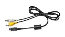 KODAK Camera AV Cable, Model AV-5 / 5-pin