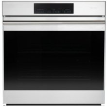 """24"""" (60cm) wide stainless steel oven"""