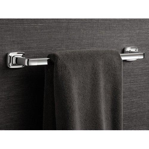 """Towel Bar, 12"""" - Nickel Silver"""