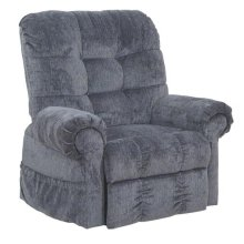 Powr Lift Chaise Recliner - Omni  4827 Collection - Black Pearl