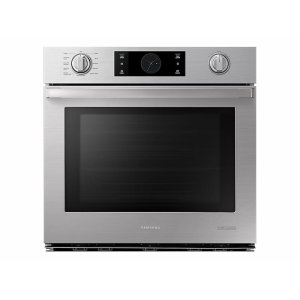 "Samsung Appliances30"" Chef Collection Single Wall Oven with Flex Duo"