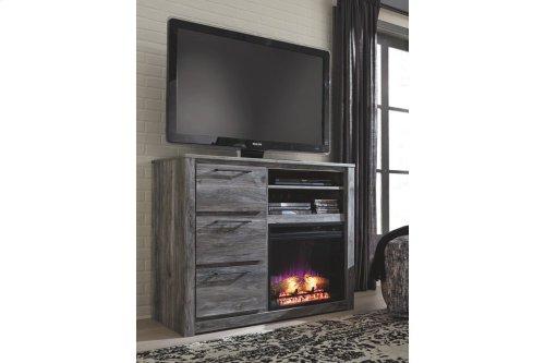 Media Chest w/Fireplace Option