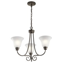 Bixler Collection Bixler 3 Light Chandelier OZ