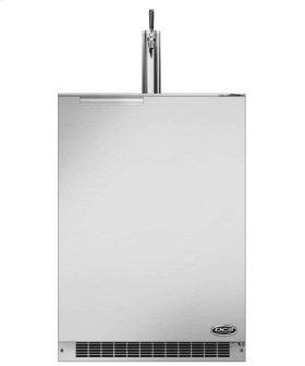 """24"""" Outdoor Beer Dispenser - Single Tap"""