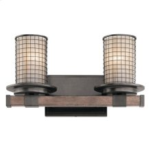 Ahrendale Collection Ahrendale 2 Light Bath Light AVI