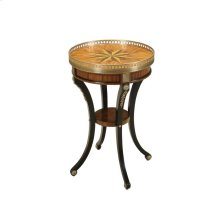 ROUND OCCASIONAL TABLE