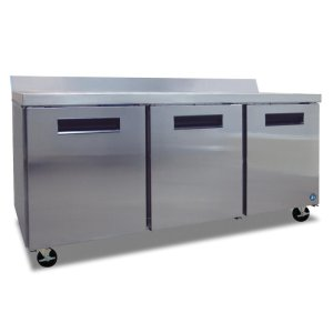 HoshizakiRefrigerator, Three Section Worktop
