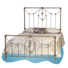 Villa Iron Bed - #143