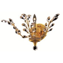 2011 Orchid Collection Wall Sconce Gold Finish