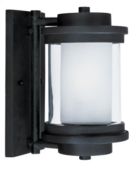Lighthouse LED 1-Light Small Outdoor Wall