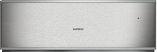 """400 series warming drawer WS 463 710 Stainless steel-backed glass front Width 24"""" (60 cm), Height 8 1/4"""" (21 cm)"""