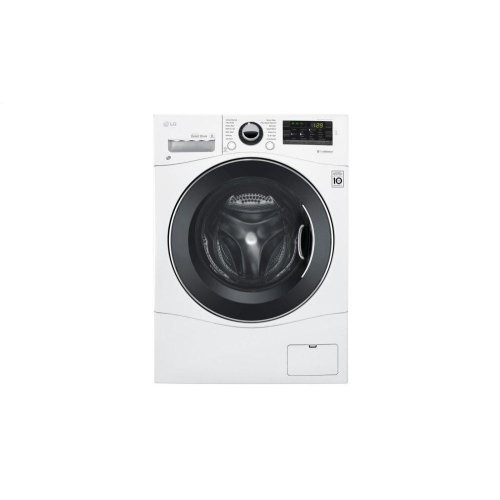 2 3 cu ft  Compact All-In-One Washer/Dryer