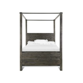 Complete Cal.King Poster Bed