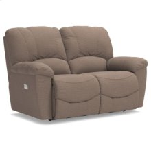 Hayes PowerRecline La-Z-Time® Full Reclining Loveseat w/ Power Headrest