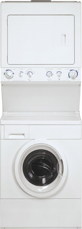Crosley Stack Washers and Dryers (Extra Large 3.1 Cu. Ft. Washer)