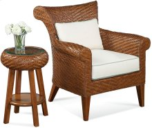 Laurel Round Chairside Table