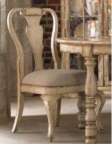 Wakefield White Splatback Side Chair