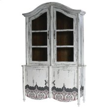 Chelsea Bookcase w/ Glass Door