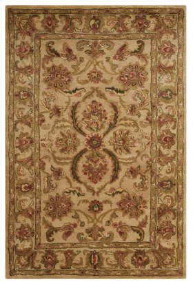 Jaipur Ja60 Ivory Rectangle Rug 3'9'' X 5'9''