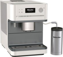 CM 6310 White Coffee System - White