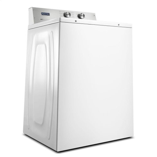 Large Capacity Washer with Deep Water Wash Cycle-4.2 Cu. Ft.