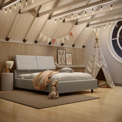 Surrey Upholstered Bed - Full