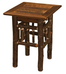 Open Nightstand - Barnwood