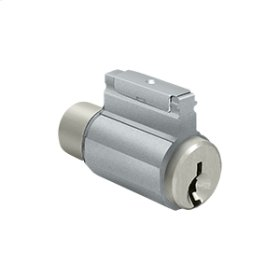 Cylinder for Residential Lever Series - Brushed Nickel