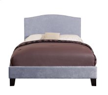 Emerald Home Colton Upholstered Bed Gray B126-13hbfbr-03-my