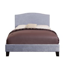 Emerald Home Colton Upholstered Bed Gray B126-10hbfbr-03